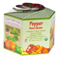 Pepper Patio Garden