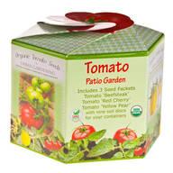 Tomato Patio Garden