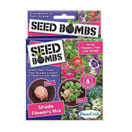 Seed Bombs - Shade Flowers Mix