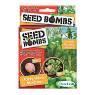 Seed Bombs - Tasty Herb Mixture