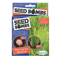 Seed Bombs - Shortgrass Mixture