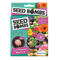 Seed Bombs - Cut Flowers Mixture