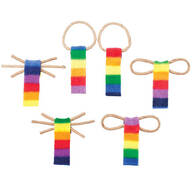 Cat Dancer Accessories, Set of 6