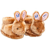 Personalized Easter Bunny Slippers
