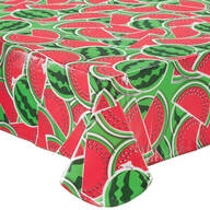 Watermelon Vinyl Tablecovers by Home-Style Kitchen™