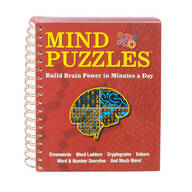 Mind Puzzles™ Book