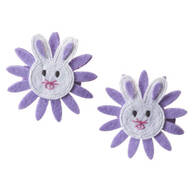 Easter Hair Clips, Set of 2