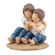Hugs Figurine