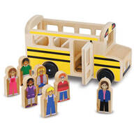 Melissa & Doug® Wooden School Bus