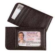 RFID Scan Safe Card Sleeve
