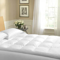 233 Thread Count Classic 2-Inch Featherbed
