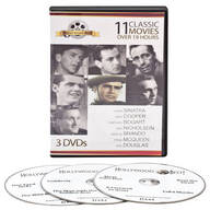 Hollywood Best Classic Movies, 3-DVD Set
