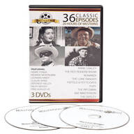 Hollywood Best Classic Westerns, 3-DVD Set