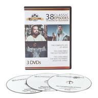 Hollywood Best Christian DVDs, Set of 3