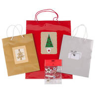 Handmade Gift Bags and tags