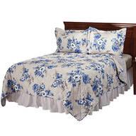 Charlotte Reversible Microfiber Comforter by OakRidge™
