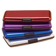 Extra Large RFID Aluminum Wallet