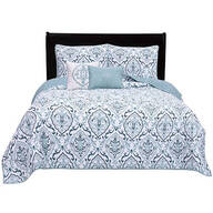 Deena Collection 5-Piece Quilt Set