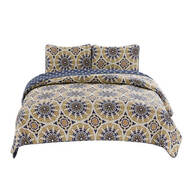Delano Collection 3-Piece Quilt Set