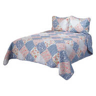 Marbella 3-Piece Quilt Set