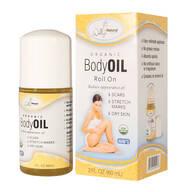 Organic Roll On Body Oil