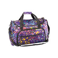 Ink Splatter Duffle Bag