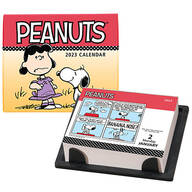 Peanuts® Day-To-Day Desk Calendar