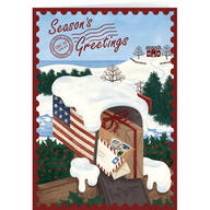 Personalzied Christmas Post Cards - Set of 20