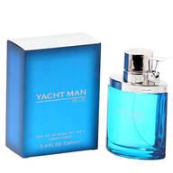 Yacht Man Blue Men, EDT Spray 3.4oz