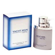 Yacht Man Metal Men, EDT Spray 3.4oz