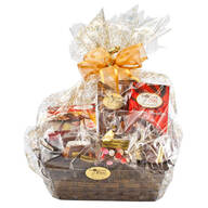 Supreme Gourmet Chocolate Basket by Chocolate Pizza Company®