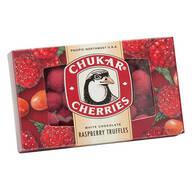 Chukar® Cherries White Chocolate Raspberry Truffles