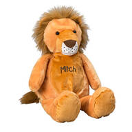 Personalized Stuffed Lion