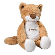 Personalized Stuffed Cat