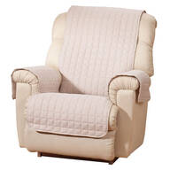 Personalized Microfiber Recliner Cover with Initial by OakRidge™