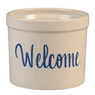 Personalized Stoneware Crock 3 Quart