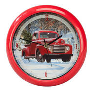 Ford® Truck Clock