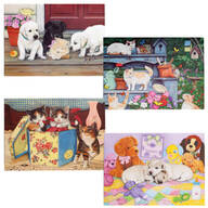 Pet Sympathy Cards, Set of 12