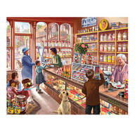 Old Candy Store 1,000-pc. Puzzle