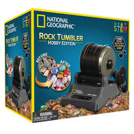 National Geographic™ Rock Tumbler Hobby Series