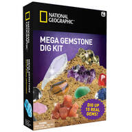 National Geographic™ Mega Gemstone Mine Dig Kit