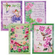 Inspirational Cards, Set of 12