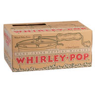 Whirley-Pop™ Stovetop Popper and Real Theater Popcorn 5-Pack