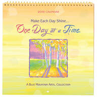 """One Day At a Time"" Mini Wall Calendar"