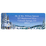Remembering You Address Labels Set of 200