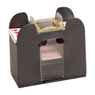 Automatic Card Shuffler 6 Deck