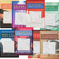 Word Search Spectacular, Set of 8