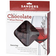 Sanders® Dark Chocolate for Wine Pairing