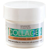 Advanced Clinicals® Collagen Anti-Aging Gel Mask