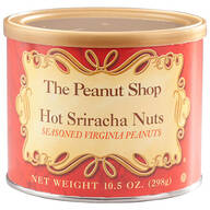 The Peanut Shop® Hot Siracha Peanuts
